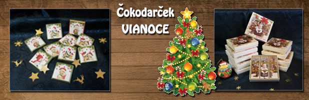 Čokodarček – Vianoce