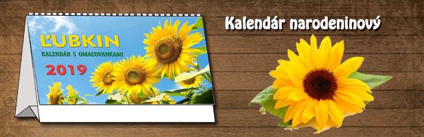 Kalendár narodeninový