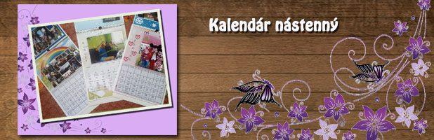 Fotokalendár nástenný